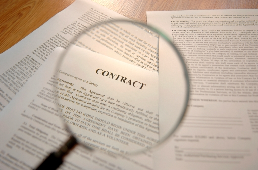 Sealing the Deal:  Contracts – A Smart Investment