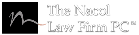 Restraining Order | The Nacol Law Firm PC