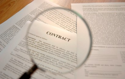 THE ORAL CONTRACT