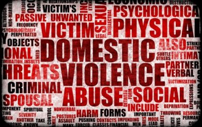 October 2020: Domestic Violence Awareness Month